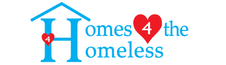 Proud supporter of Homes 4 the Homeless